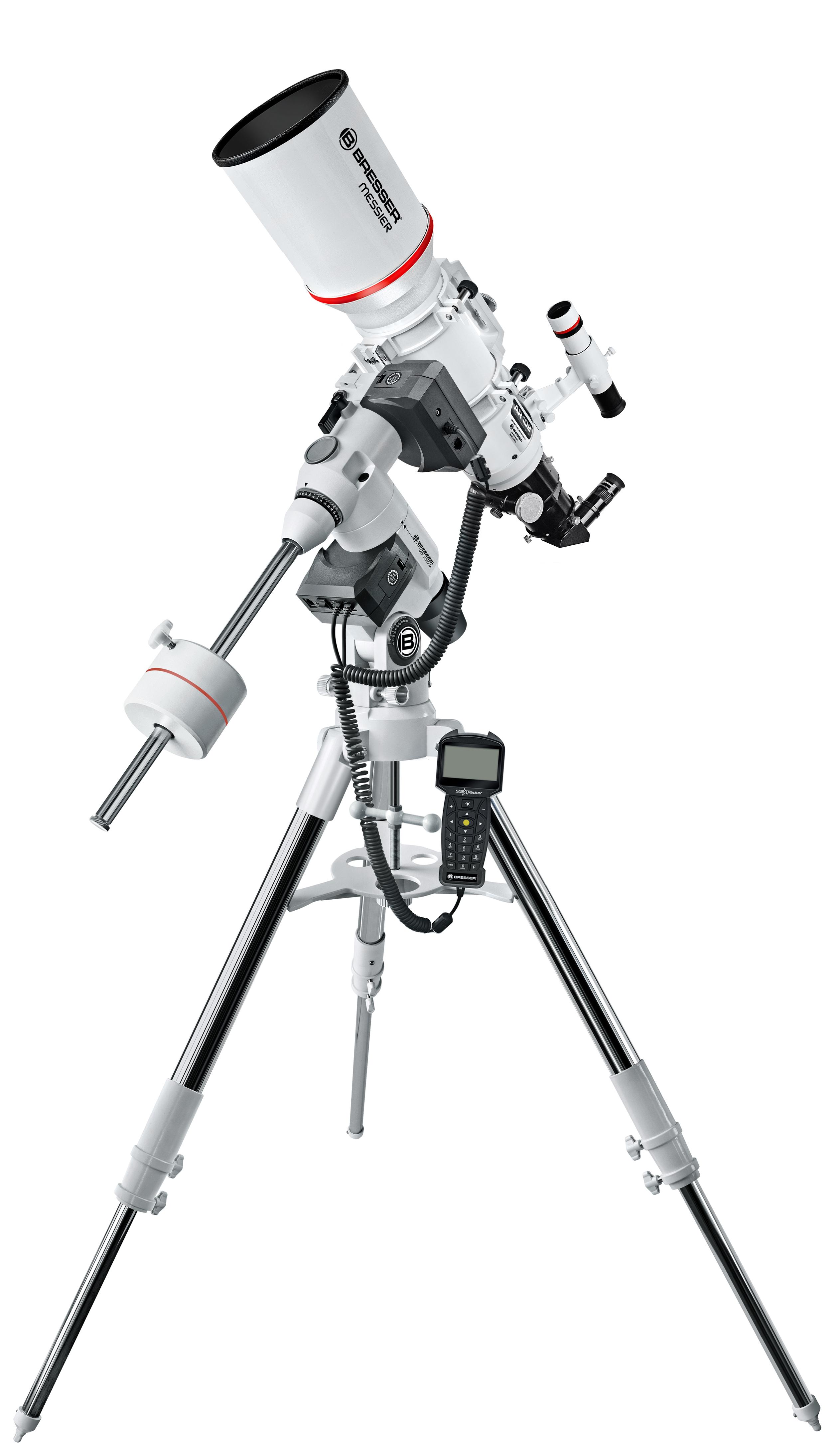 Bresser Messier AR 102/600 HEX EXOS-2 GOTO