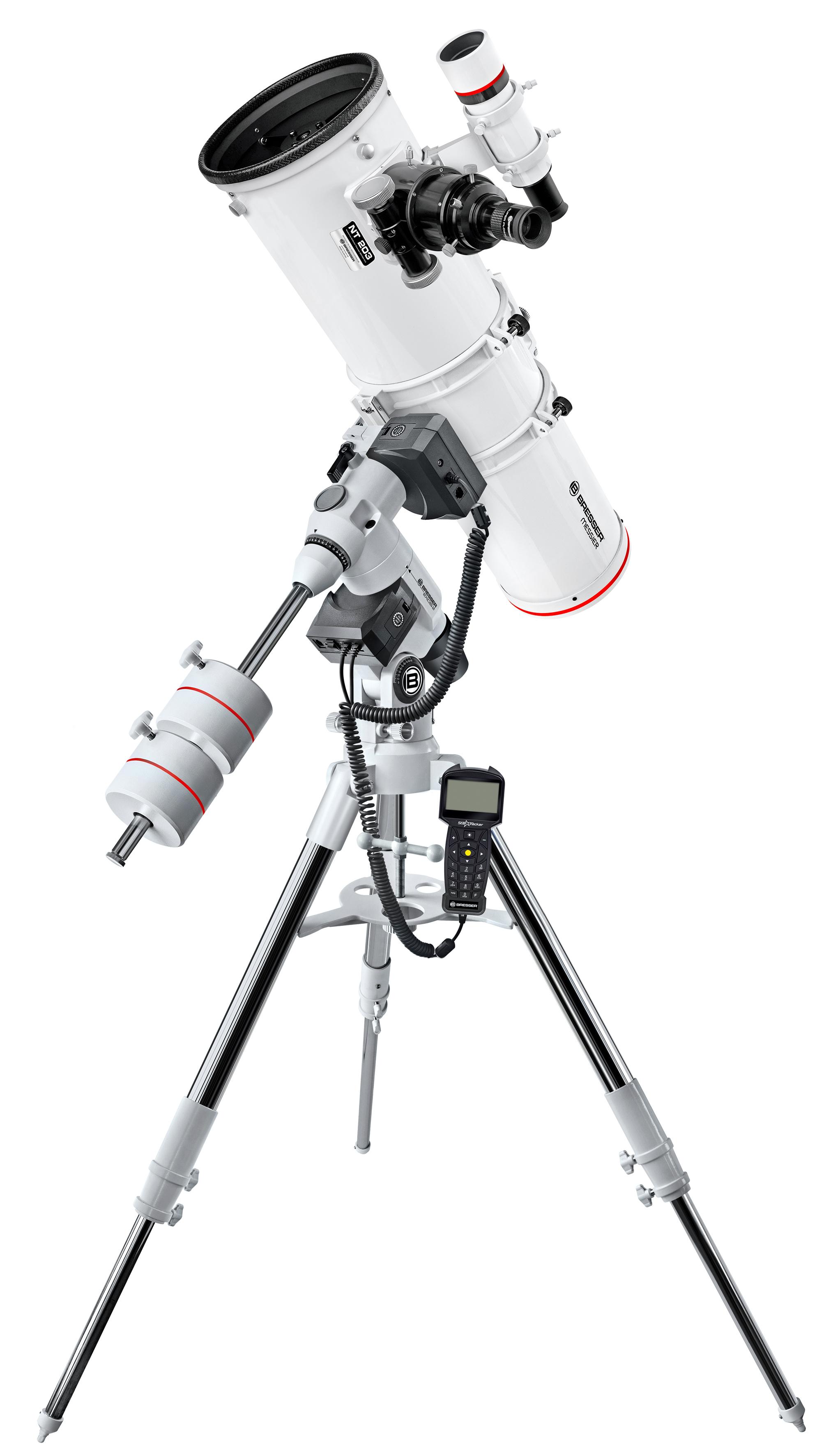 Bresser Messier NT 203/1000 HEX EXOS-2 GOTO