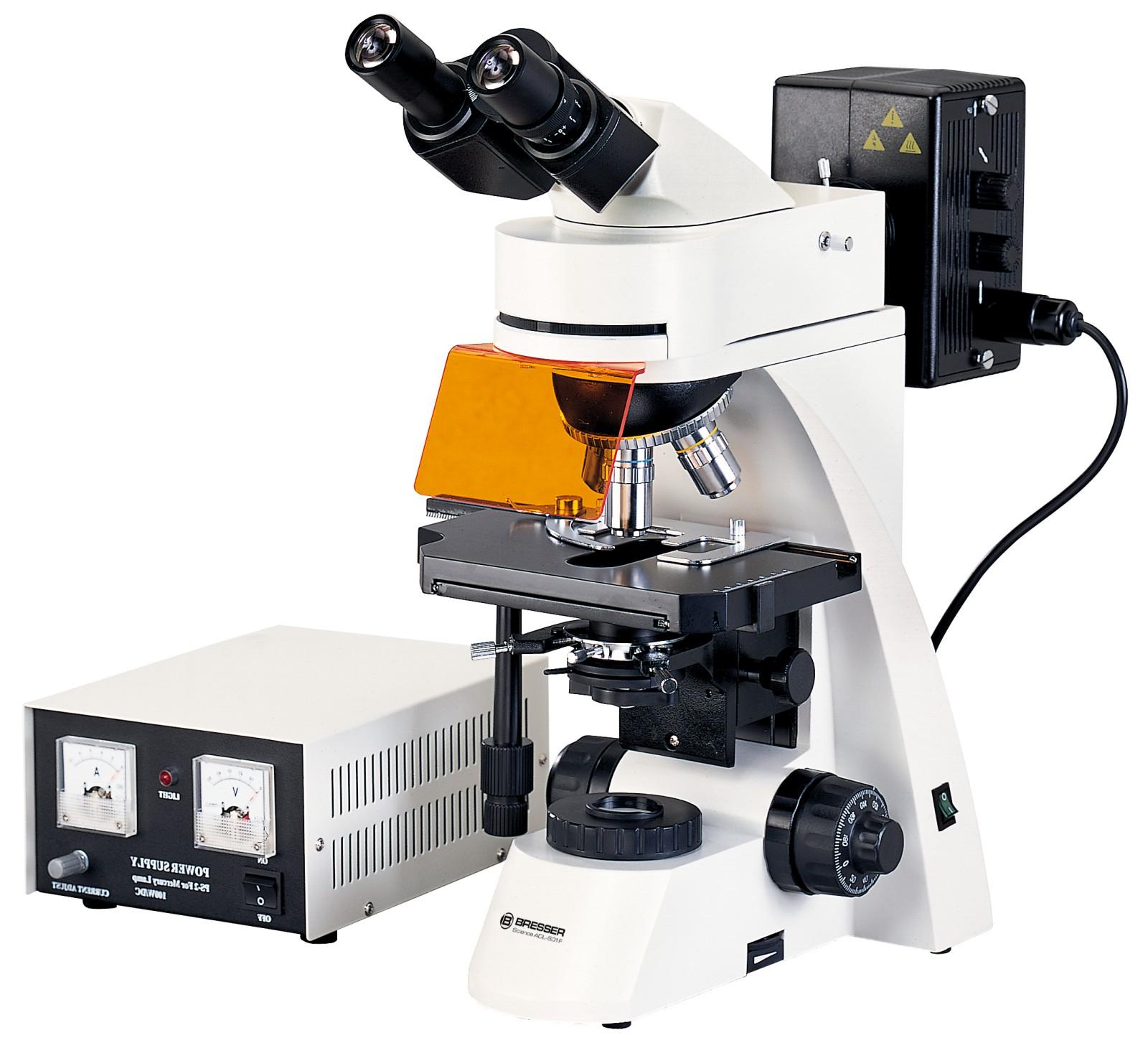 Bresser Science ADL-601F 40x-1000x