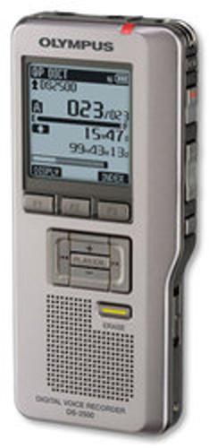 Digitální záznamník Olympus DS-2500 dictation & trancription kit