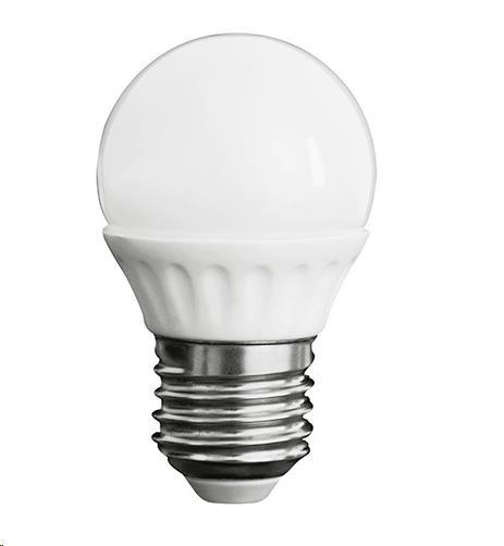 KANLUX LED žárovka BILO 5W, 420lm, E27, 3000K (teplá bílá)