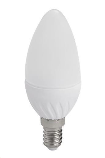 """KANLUX LED žárovka DUN """"svíce"""" 4,5W, 400lm, E14, 4000K (denní bílá)"""