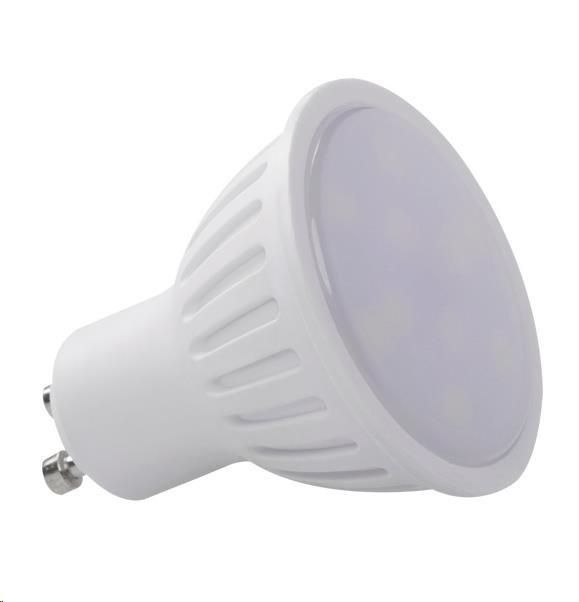 """KANLUX LED žárovka MIO """"reflektorka"""", 6W, 430lm, GU10, 3000K (teplá bílá)"""