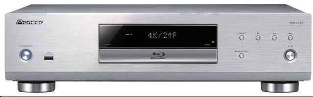 PIONEER BDP-LX58-K přehrávač disků Blu-ray, DVD, CD,