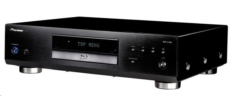 PIONEER BDP-LX88-S přehrávač Blu-ray, DVD, CD, Super Audio CD, DVD-Audio,