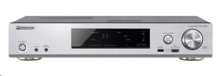 PIONEER VSX-S510-S 6x110W ve třídě D, HDMI 1.4a 6x in/1out, 3D Ready, 4K Pass Through, OSD - analog i HDMI, podpora FLAC