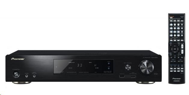 PIONEER VSX-S510-K 6x110W ve třídě D, HDMI 1.4a 6x in/1out, 3D Ready, 4K Pass Through, OSD - analog i HDMI, podpora FLAC
