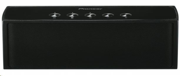PIONEER XW-BTSP70-K Kompaktní přenosný bluetooth systém, 25W, bezdrátový příjem, Bluetooth kodek SBC/aptX, 20Hz-20000Hz