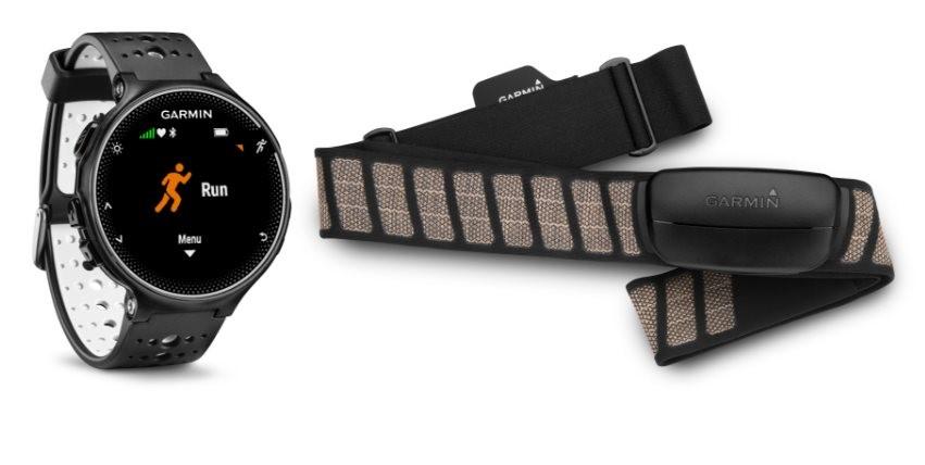 Garmin GPS sportovní hodinky Forerunner 230 HR Premium Black