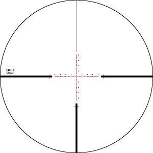 Vortex Viper PST 2.5-10x32 FFP EBR-1 MRAD