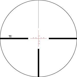 Vortex Viper PST 2.5-10x32 FFP EBR-1 MOA
