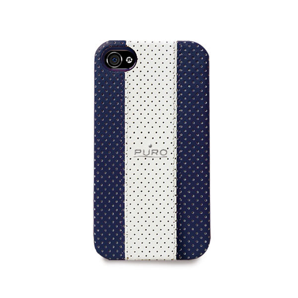 Puro IPHONE 4 GOLF CASE with magnet - dark blue