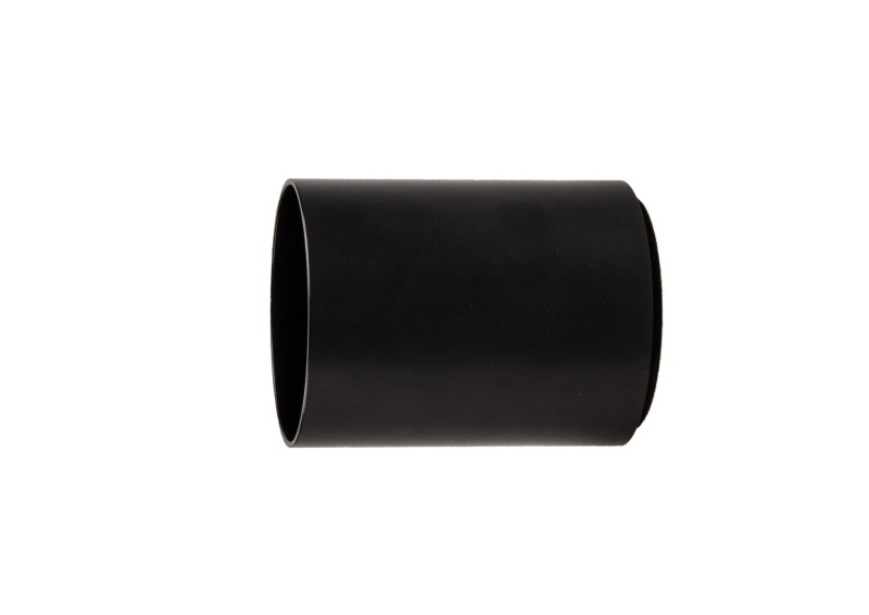 FOMEI sluneční clona pro puškohledy 56mm / 7,62cm, metal matt antirelfex