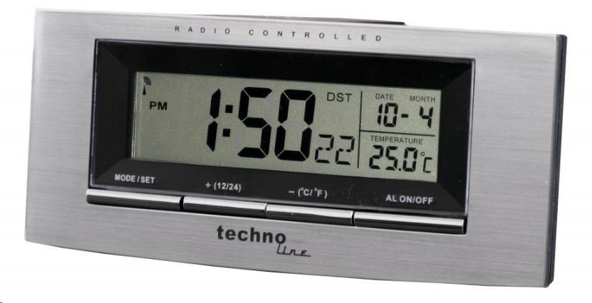 TechnoLine WT 182 - digitální budík