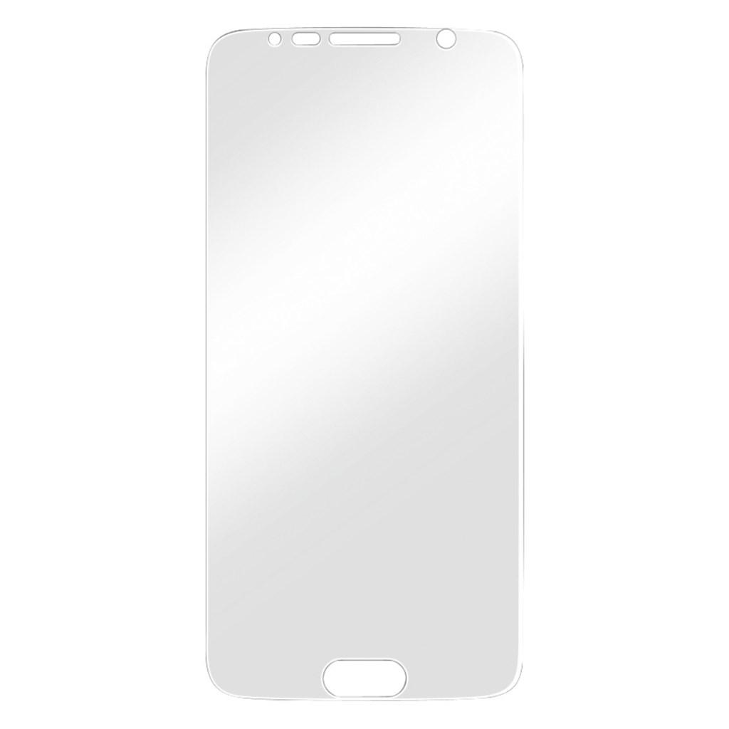 Hama Crystal Clear Screen Protector for Samsung Galaxy S6, 1 piece