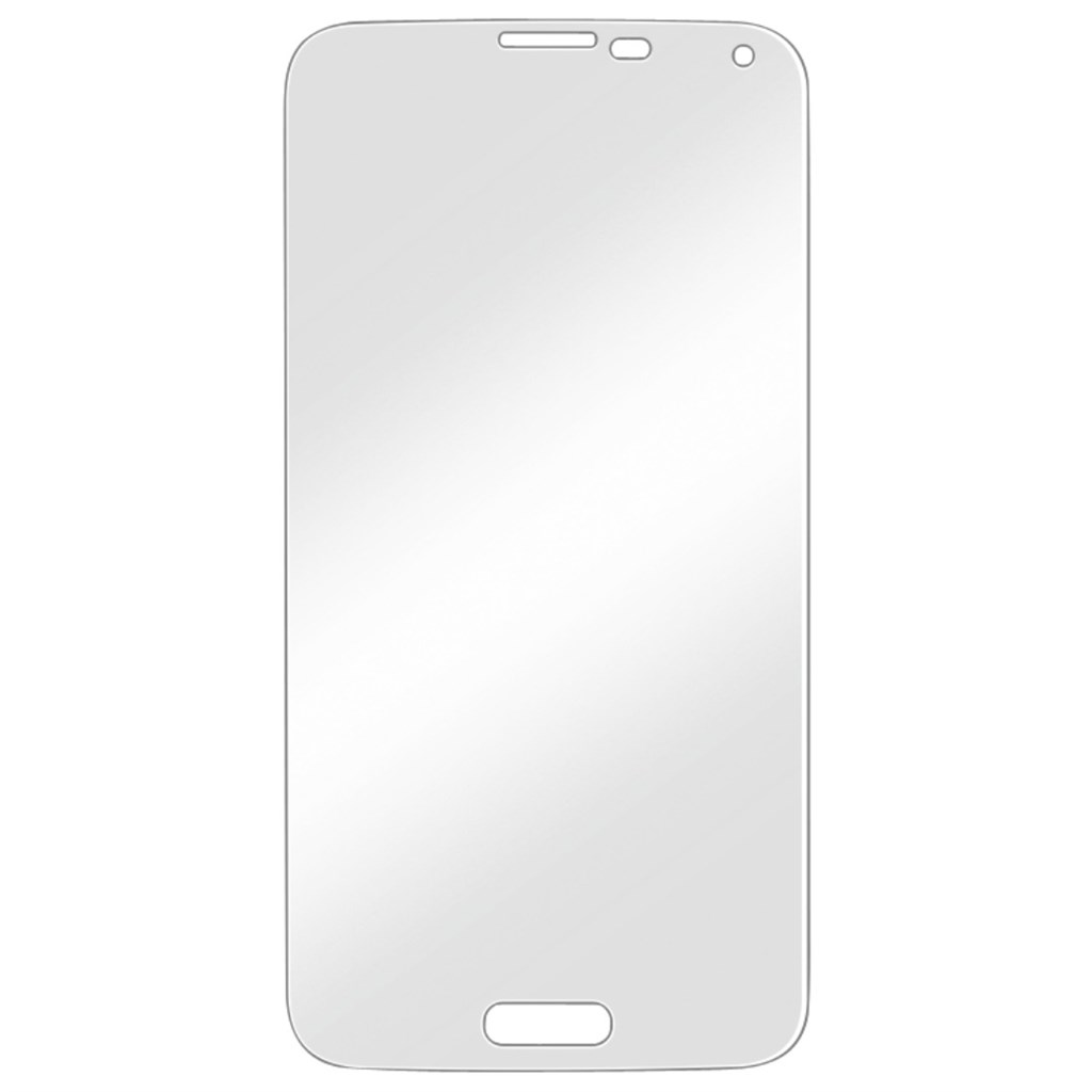 Hama Crystal Clear Screen Protector for Samsung Galaxy S5 mini, 1 piece