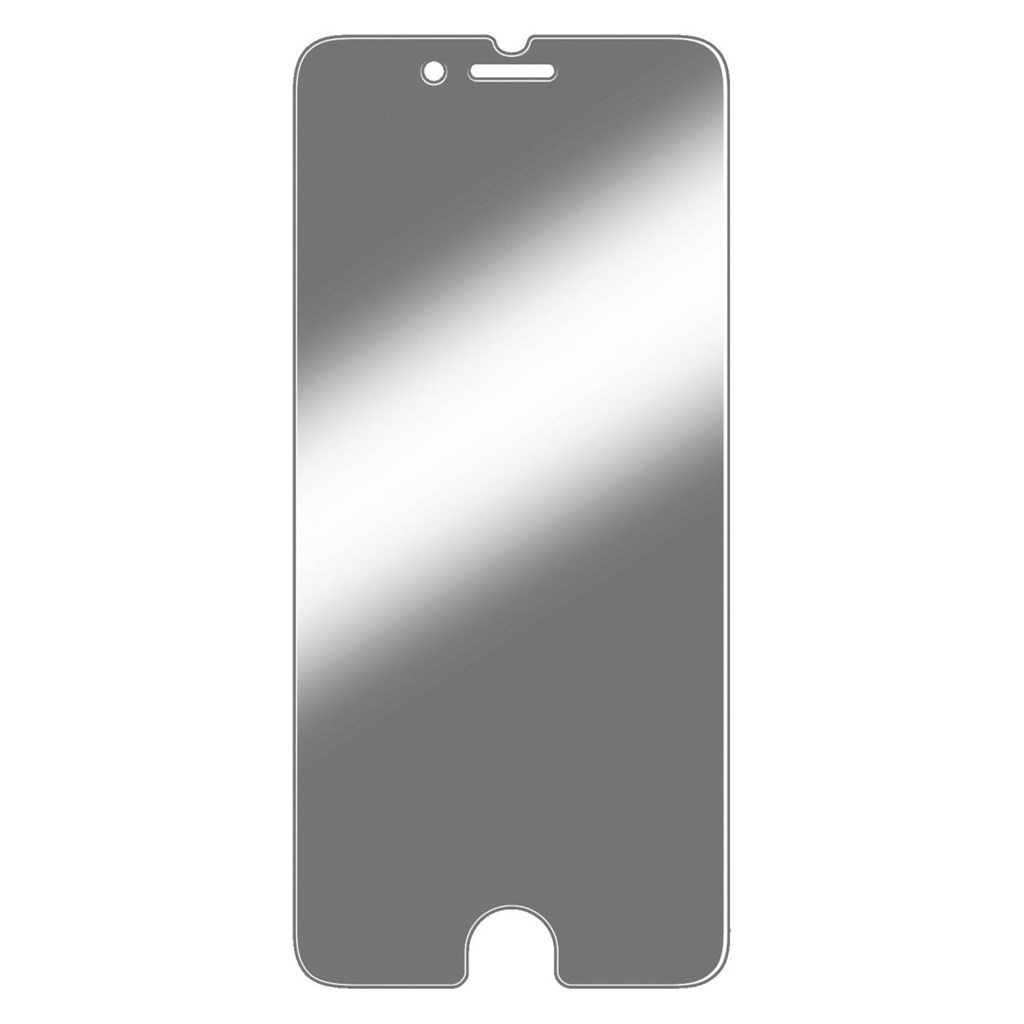 Hama Crystal Clear Screen Protector for Apple iPhone 6/6s, 1 piece