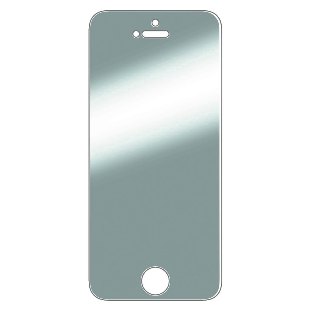 Hama Crystal Clear Screen Protector for Apple iPhone 5/5s/SE, 1 piece