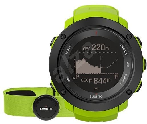 Suunto Ambit3 Vertical, limetka (HR)