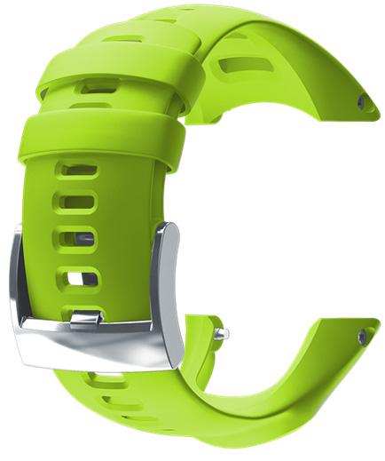 Suunto Ambit3 Run lime silikonový řemínek, SS021629000