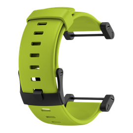 Suunto Core Crush Lime Silicone řemínek