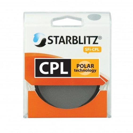 Starblitz cirkulárně polarizační filt 72mm