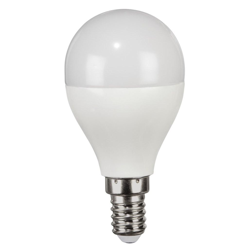 Xavax LED Light, 6W, teardrop shape, E14, warm white, Ra90