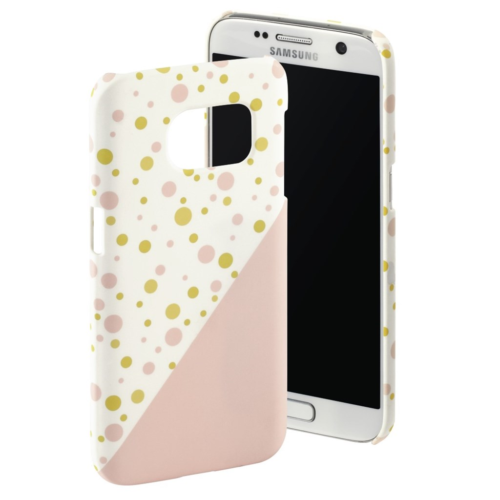 Hama Candy Rain Cover for Samsung Galaxy S7, rose