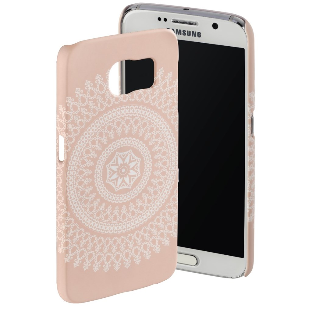 Hama Boho Dream Cover Samsung Galaxy S6, rose