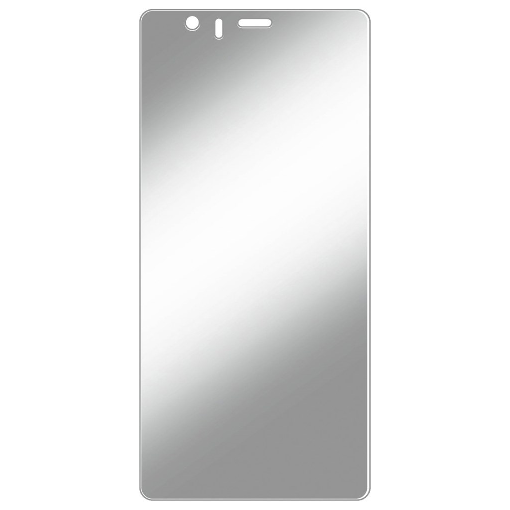 Hama Crystal Clear Screen Protector for Huawei P9 Plus, 2 pieces