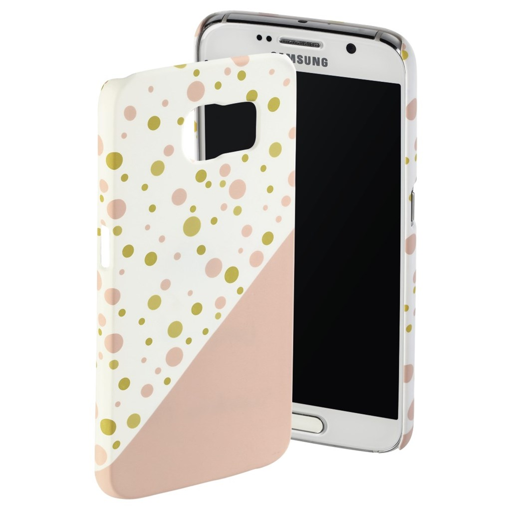 Hama Candy Rain Cover for Samsung Galaxy S6, rose