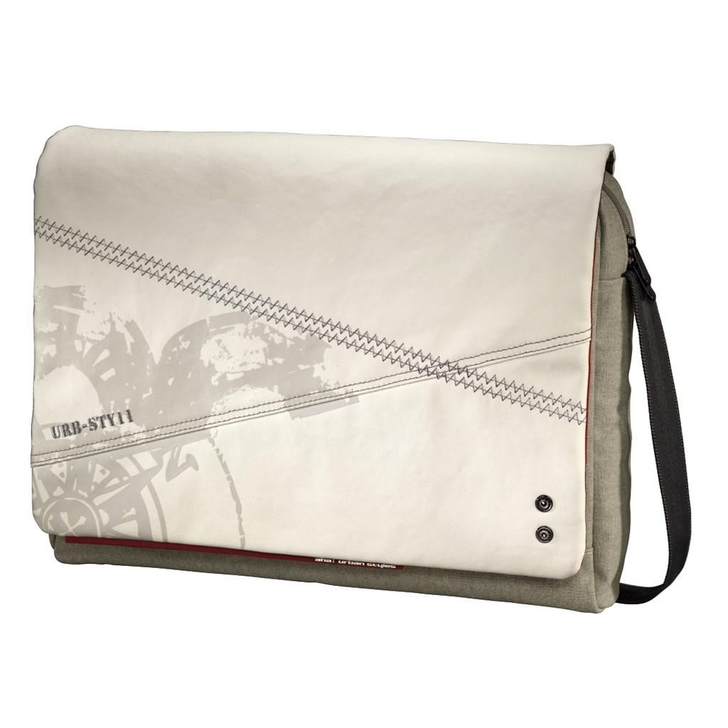 "Hama messenger na notebook AHA URBAN Ylva 15,6"", bílo-šedá"