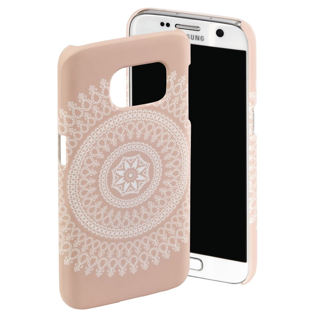 Hama Boho Dream Cover Samsung Galaxy S7, rose