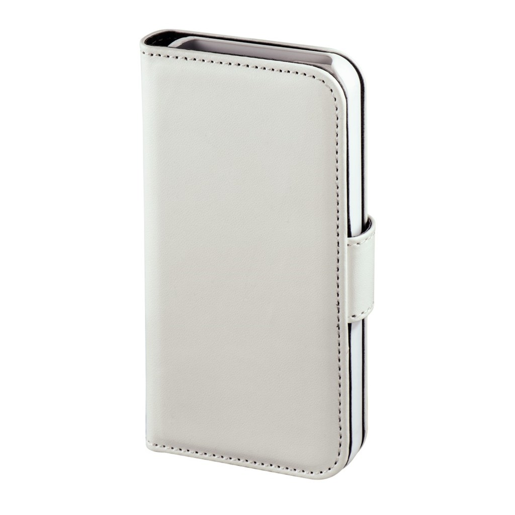 Hama diary Case Case for Apple iPhone 4/4S, white