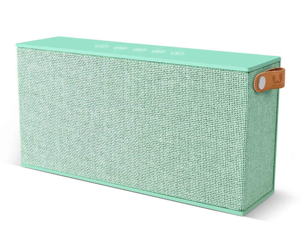 FRESH ´N REBEL Rockbox Chunk Fabriq Edition Bluetooth reproduktor, Peppermint, světle zelený