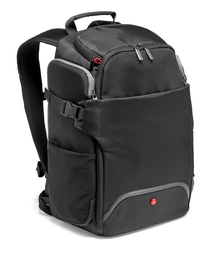 Manfrotto MB MA-BP-R, fotografický STREET batoh pro foto, laptop a příslušenství