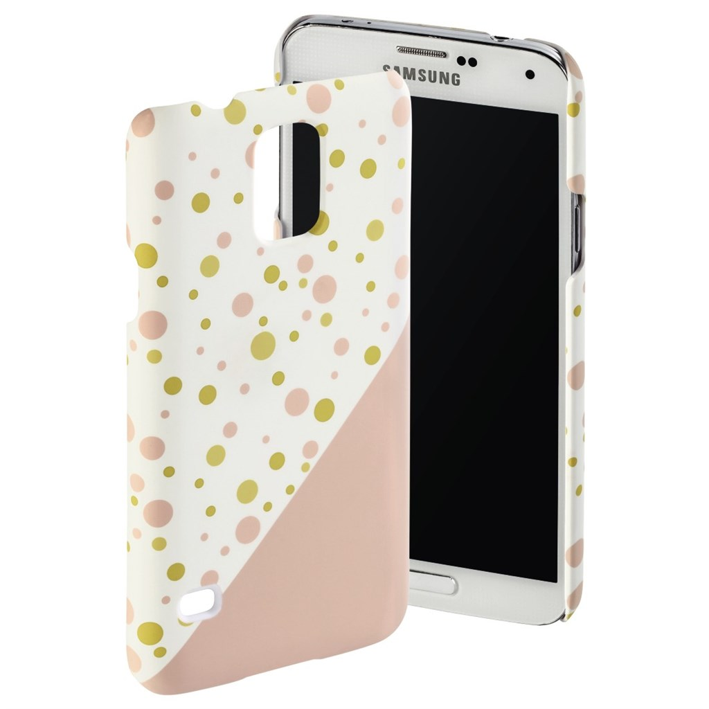 Hama Candy Rain Cover for Samsung Galaxy S5 (Neo), rose