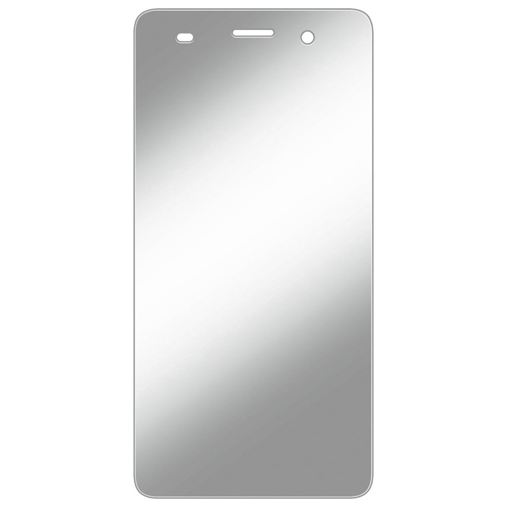 Hama Crystal Clear Screen Protector for Wiko Lenny 3, 2 pieces