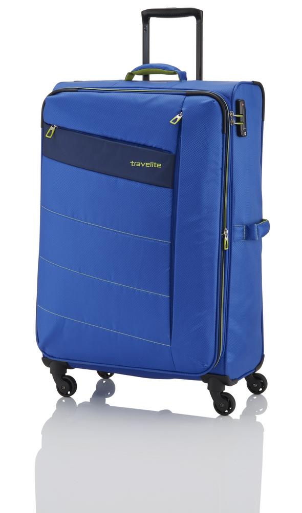 Travelite Kite 4w L Royal Blue No. 3