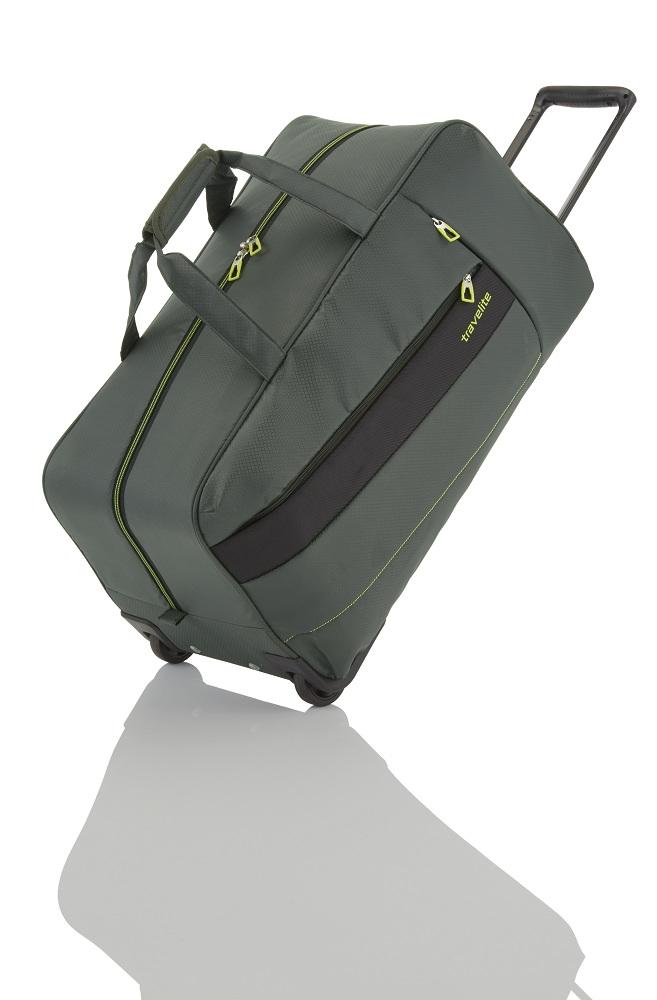 Travelite Kite 2w Travel Bag Olive Green