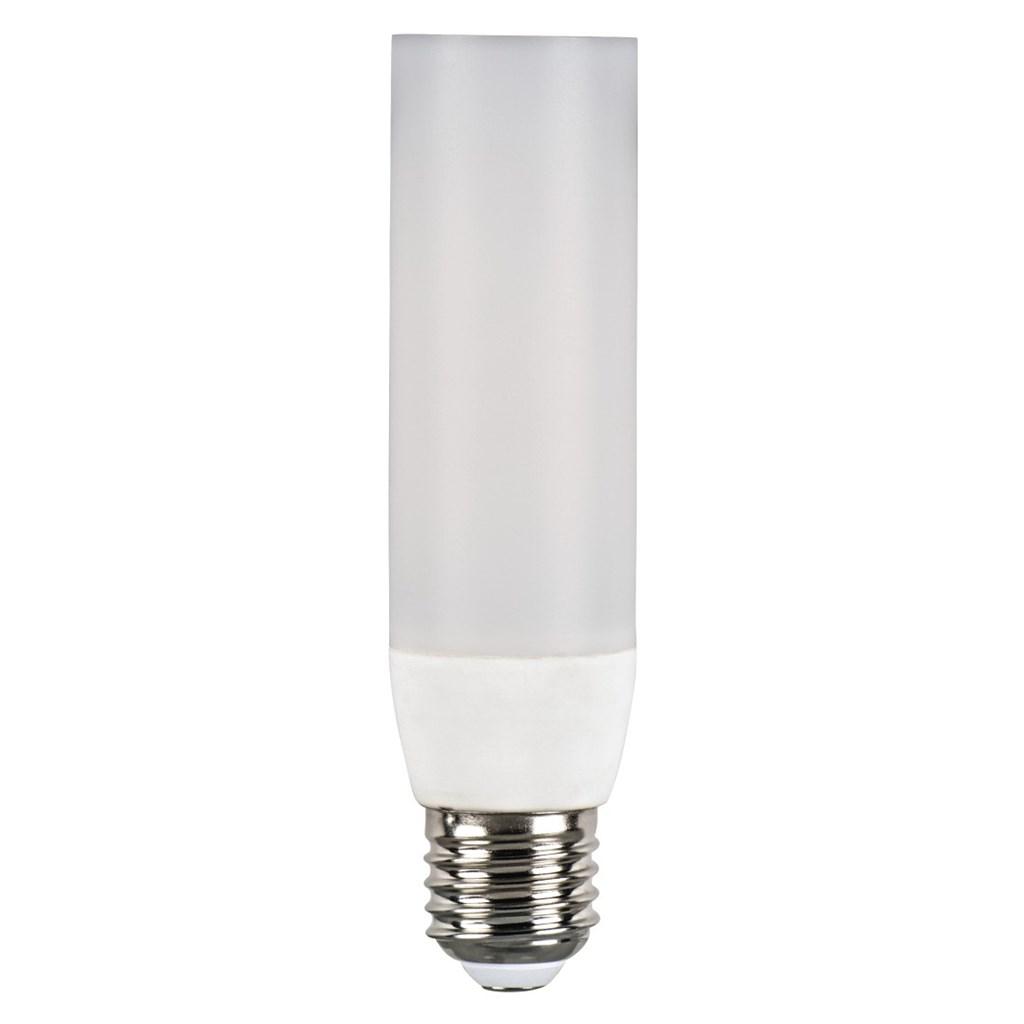 Xavax LED Bulb, 5.5W, tube shape, E27, warm white