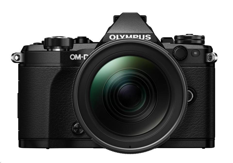 OLYMPUS E-M5 Mark II 1240 PRO kit černý/černý
