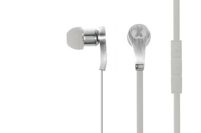 FRESH ´N REBEL Lace Earbuds sluchátka, Cloud, světle šedá