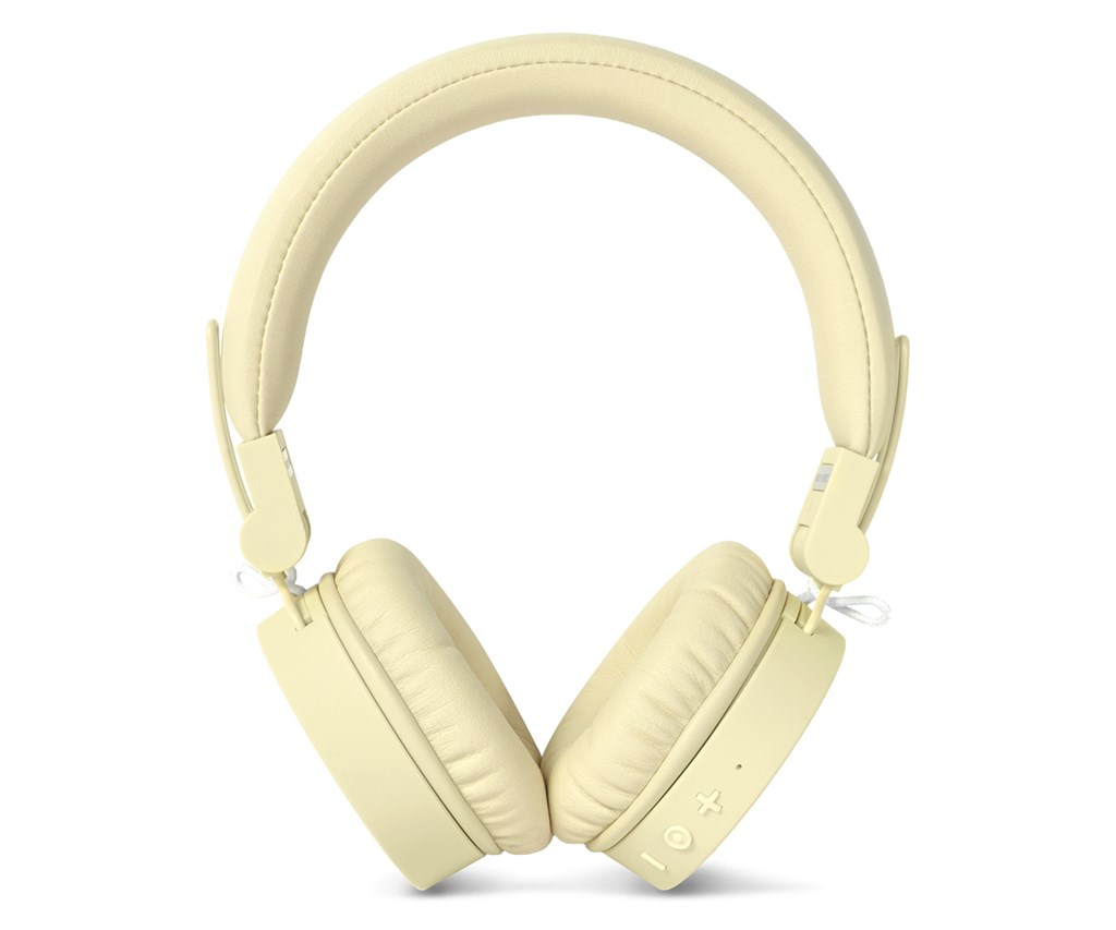 FRESH ´N REBEL Caps Bluetooth sluchátka, Buttercup, světle žlutá