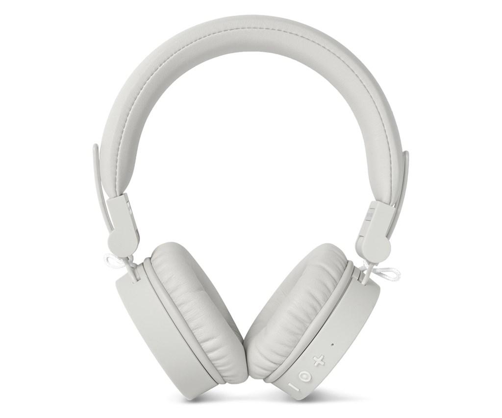 FRESH ´N REBEL Caps Bluetooth sluchátka, Cloud, světle šedá