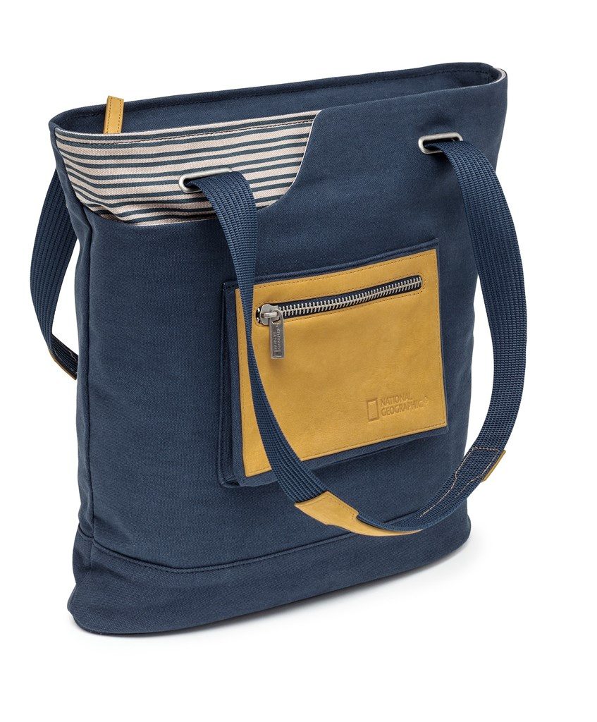National Geographic NG MC 2550, taška přes rameno s pouzrem pro DSLR/CSC, řady Mediterranean, vel. M