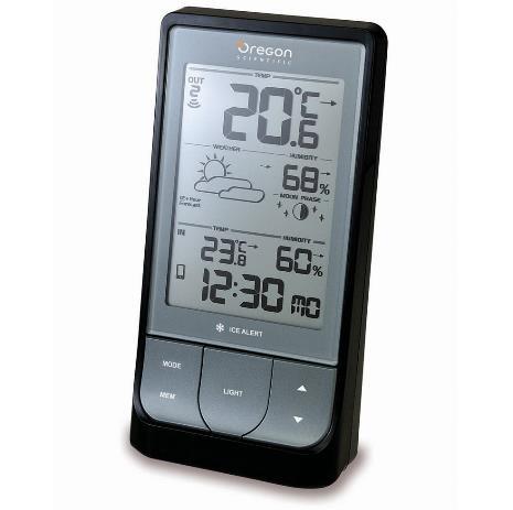 Oregon BAR218HG - meteorologická stanice Weather@Home Bluetooth