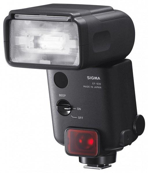 SIGMA FLASH EF-630 SA-STTL, blesk SIGMA 630 pro fotoaparáty SIGMA