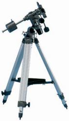 Montáž Sky-Watcher EQ-3 + ocelový stativ