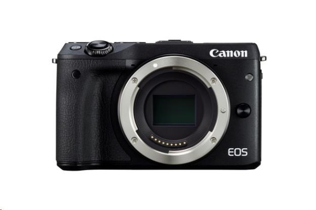 Canon EOS M3 + EF-M 15-45 IS STM